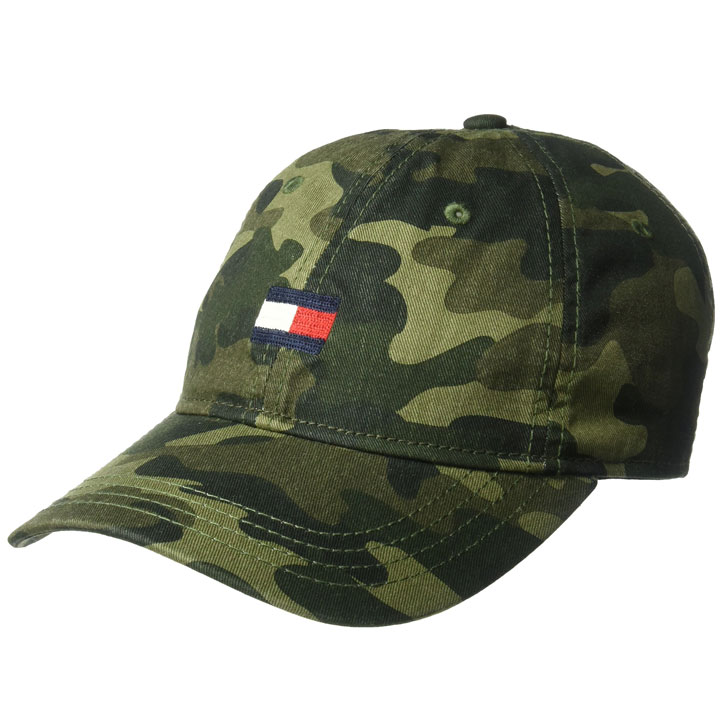 Tommy Hilfiger Ardin Dad Had, Camo