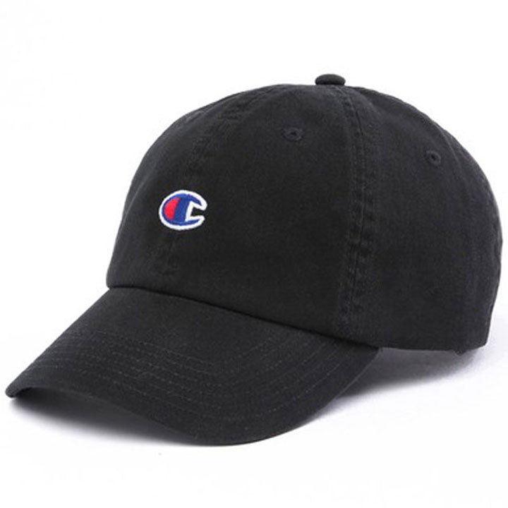 Champion Men's Father Dad Adjustable Cap, Black