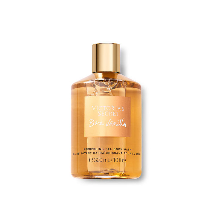 Gel tắm Victoria's Secret Refreshing - Bare Vanilla, 300ml
