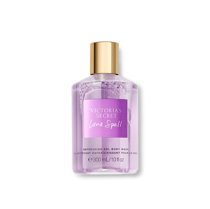 Gel tắm Victoria's Secret Refreshing - Love Spell, 300ml