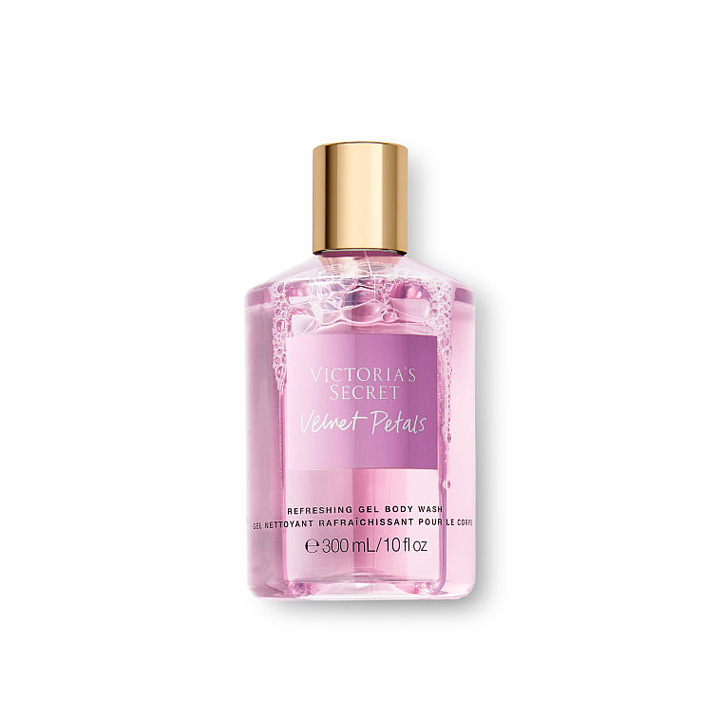 Gel tắm Victoria's Secret Refreshing - Velvet Petals, 300ml