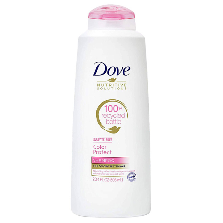 Dầu gội Dove Nutritive Solutions Color Protect, 603ml