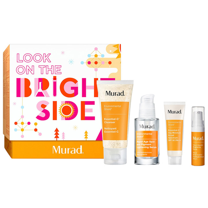 Murad Look On The Bright Side Skincare Set