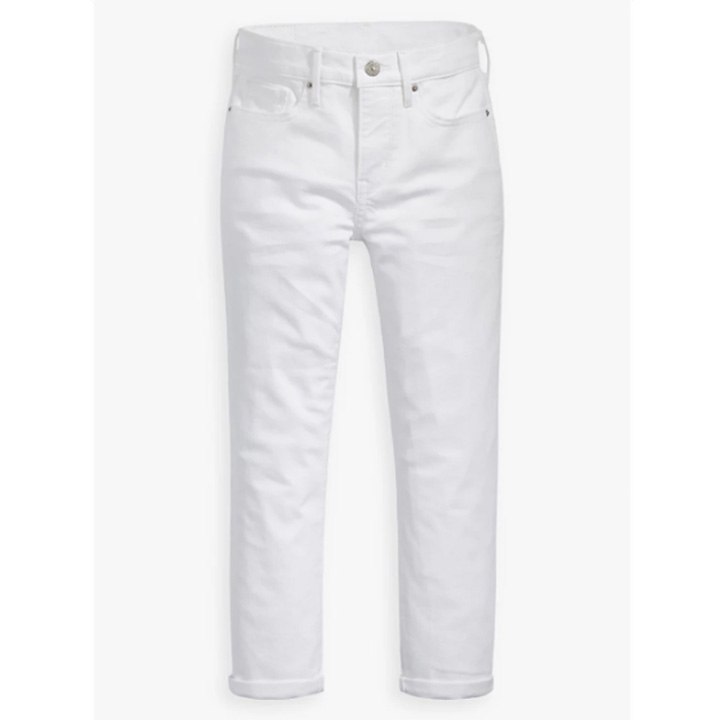 Quần Levi's 311 Shaping Skinny Ankle Jeans - White, Size 27