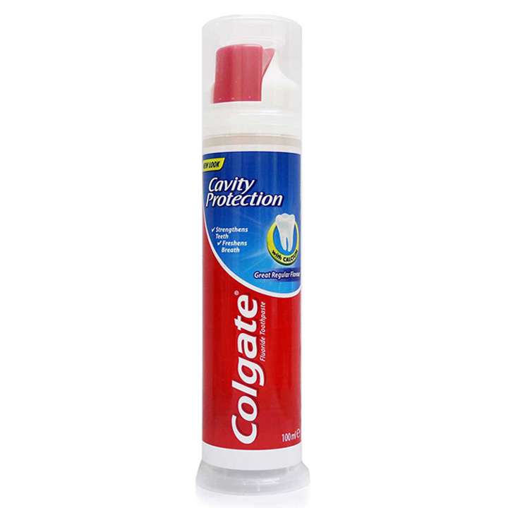 Kem đánh răng Colgate Cavity Protection, 100ml