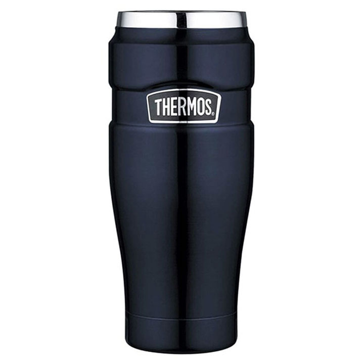 Ly giữ nhiệt Thermos Stainless Steel King Travel Tumbler - Midnight Blue, 470ml