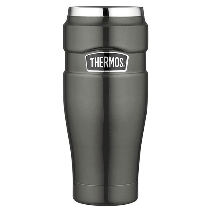 Ly giữ nhiệt Thermos Stainless Steel King Travel Tumbler - Smoke, 470ml