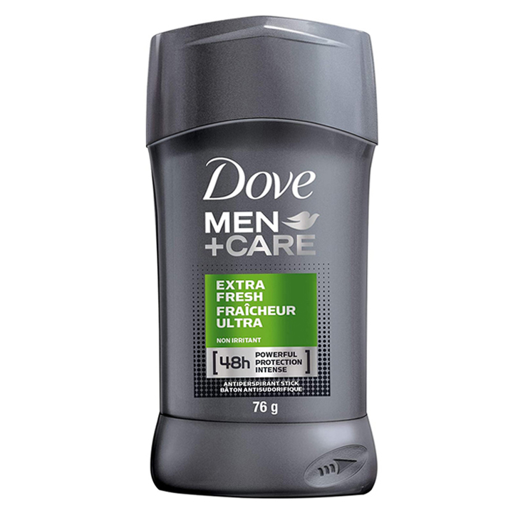 Khử mùi Dove Men + Care 48h - Extra Fresh, 76g