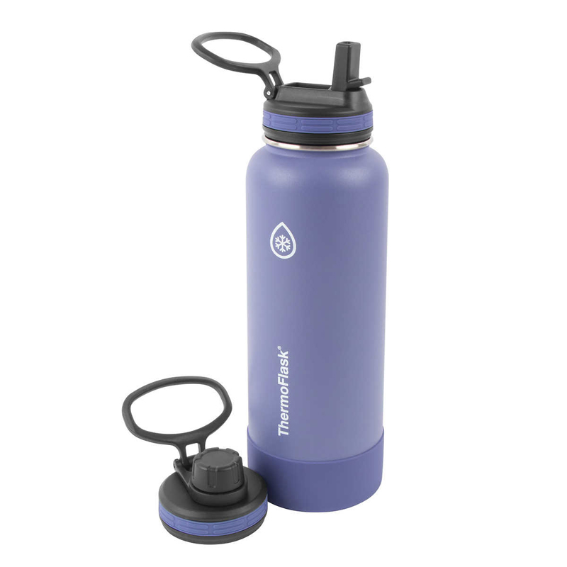 Bình giữ nhiệt Thermoflask Stainless Steel - Violet, 1.182L