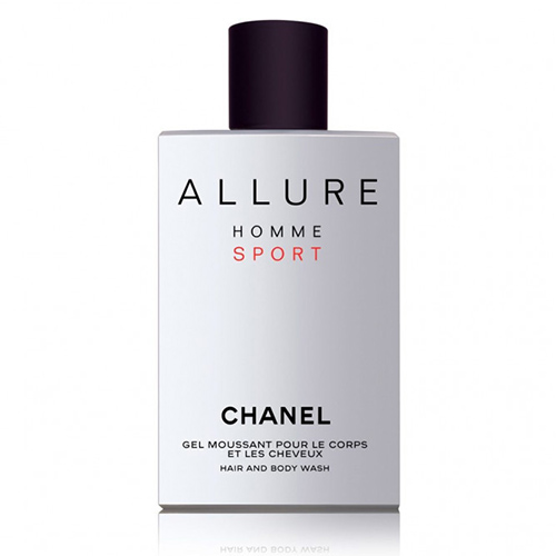 Gel tắm gội Chanel Allure Homme Sport, 200ml