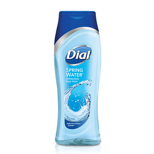 Gel tắm Dial Spring Water Hydrating Body Wash, 473ml