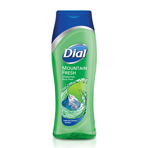 Gel tắm Dial Mountain Fresh Hydrating Body Wash, 473ml