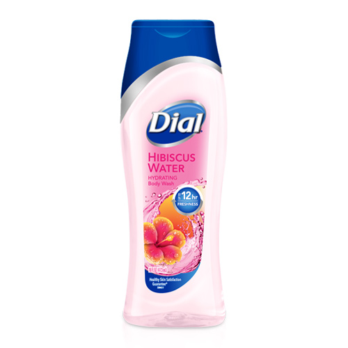Gel tắm Dial Hibiscus Water Hydrating Body Wash, 473ml
