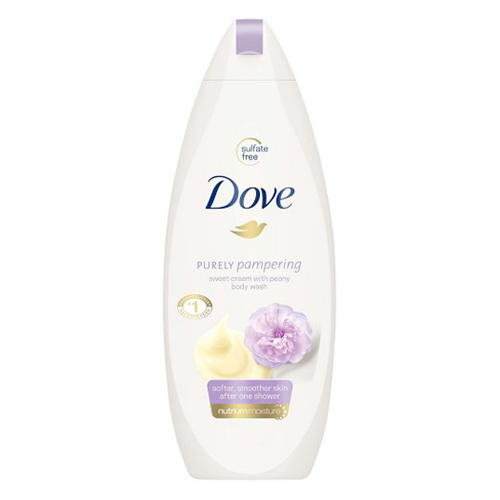 Dove Purely Pampering Sweet Cream With Peony, 500ml