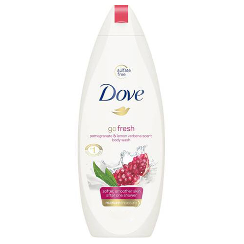 Dove Gofresh Pomegranate & Lemon Verbena Scent, 500ml
