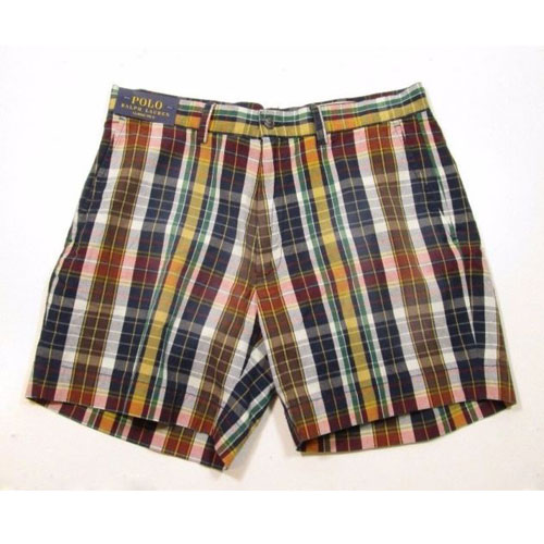 Polo Ralph Lauren Classic Fit Short - Multi, Size 32