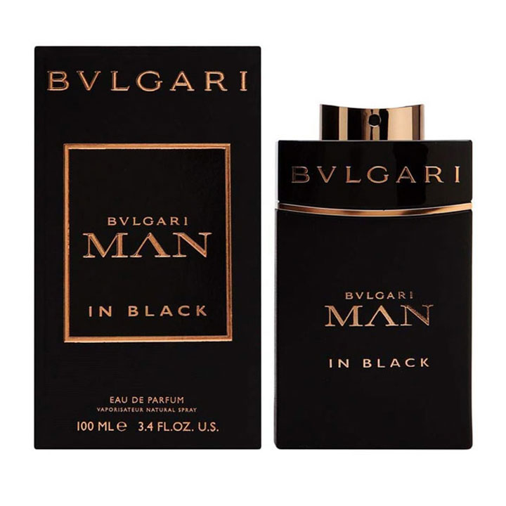 BVLGARI Man In Black - Eau de Parfum, 100ml