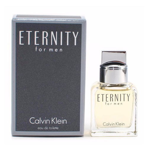 Calvin Klein Eternity For Men - Eau De Toilette, 10ml