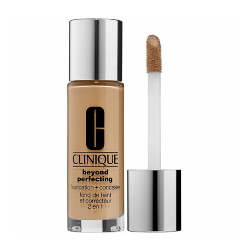 Clinique Beyond Perfecting™ Foundation + Concealer - 6.5 Buttermilk, 30ml