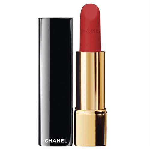 Chanel Rouge Allure Velvet Luminous Matte Lip Colour, 56 Rouge Charnel