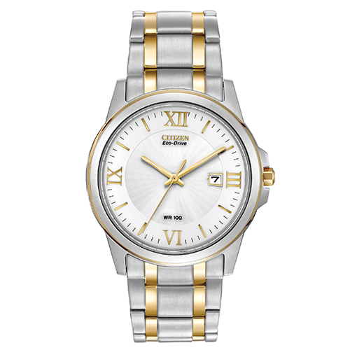 Đồng hồ Citizen Eco-Drive Two-Tone