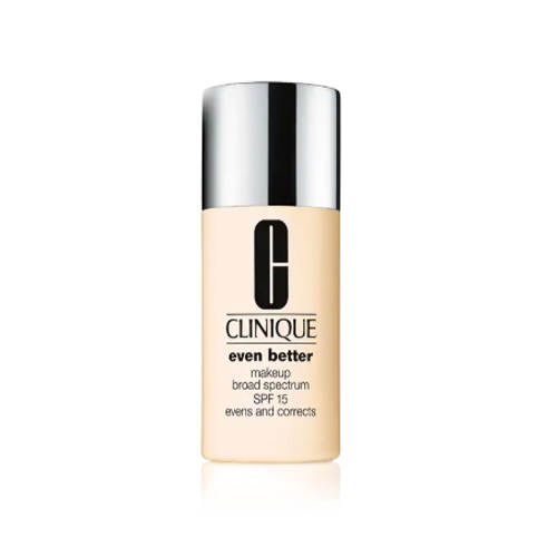 Clinique Even Better Makeup Broad Spectrum SPF 15 - WN01 Flax, 30ml