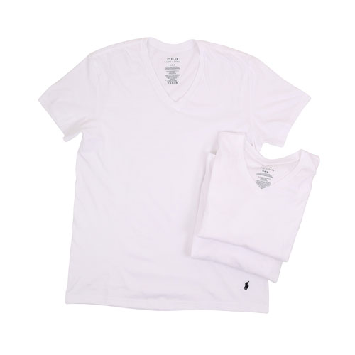 Set 3 áo Polo Ralph Lauren Classic Fit V-Necks, Size M