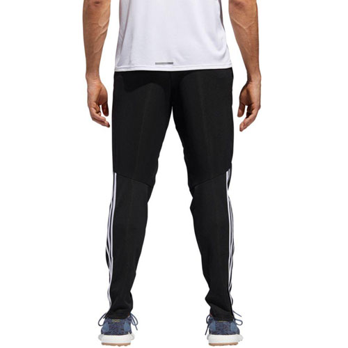 Adidas Men's Run Astro 3-Stripes Tights, Size M