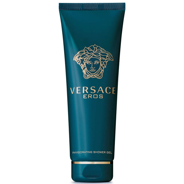 Gel tắm Versace Eros For Men, 200ml