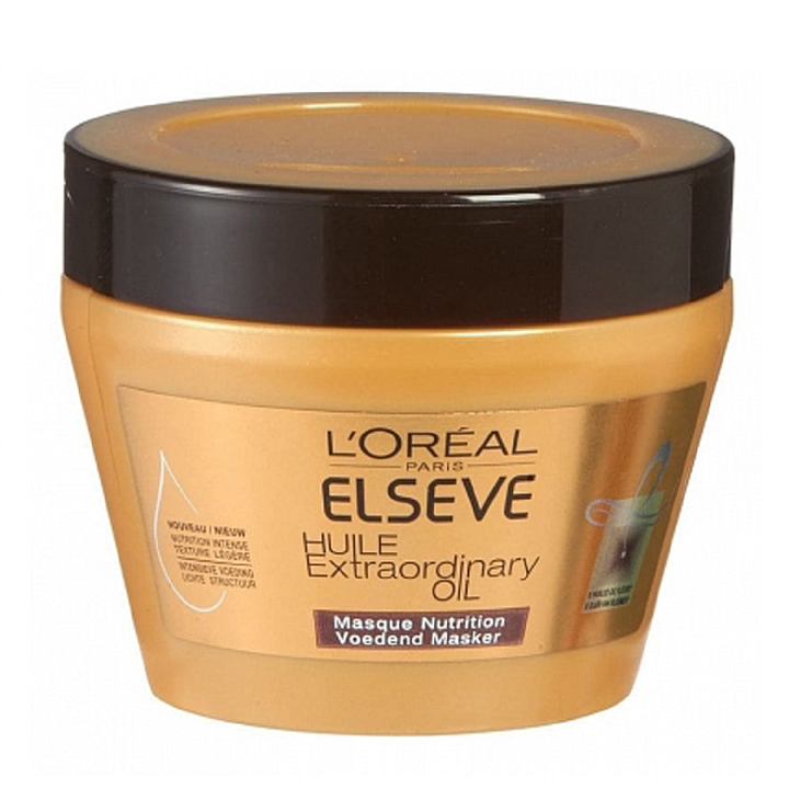 Kem Ủ Tóc  L'Oreal Elseve Huile Extraordinary Oil, 300ml