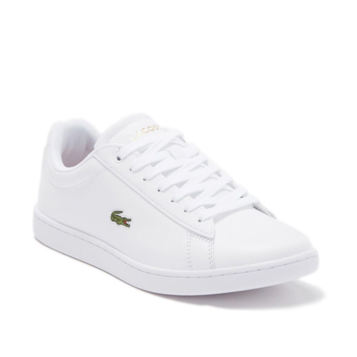 Lacoste Women Hydez - White/Gold, size 36