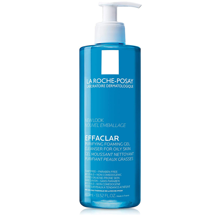 Gel rửa mặt La Roche-Posay Effaclar Purifying Foaming, 400ml
