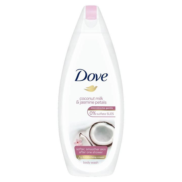 Dove Purely Pampering Coconut With Milk Jasmine Potalo, 500ml