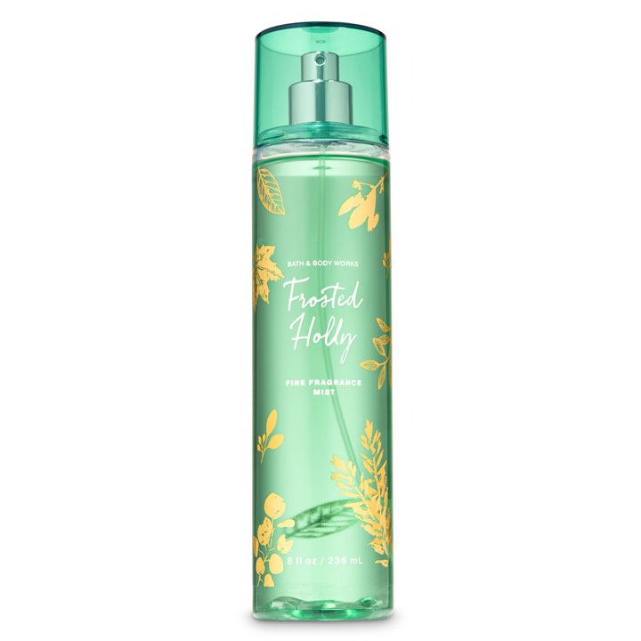 Xịt thơm toàn thân Bath & Body Works - Frosted Holly, 236ml