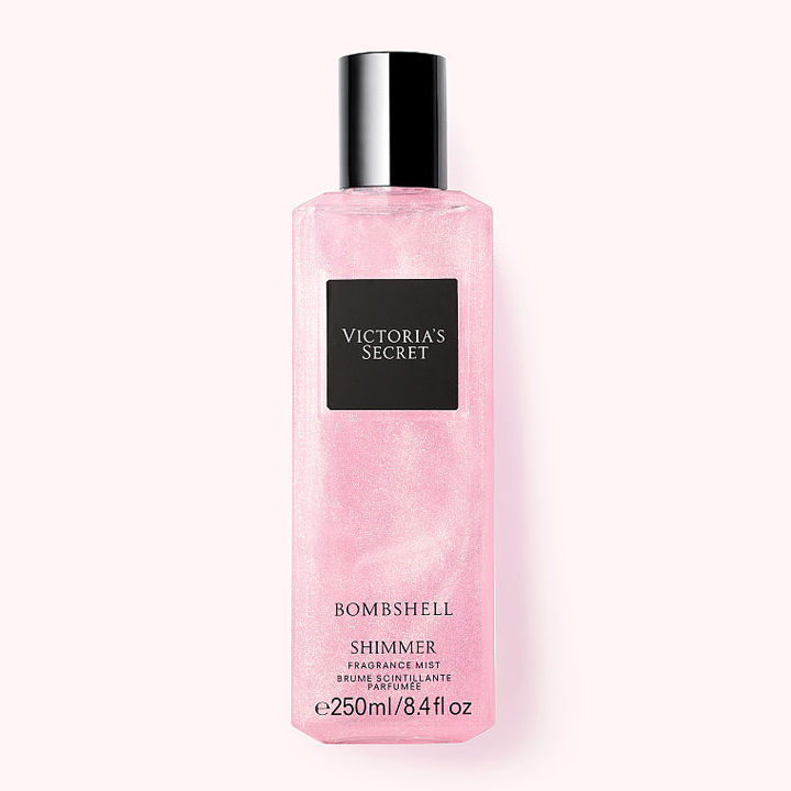 Victoria's Secret Fragrance Shimmer Mist - Bombshell, 250ml