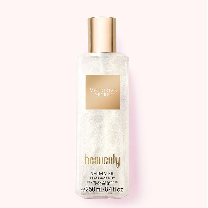 Victoria's Secret Fragrance Shimmer Mist - Heavenly, 250ml