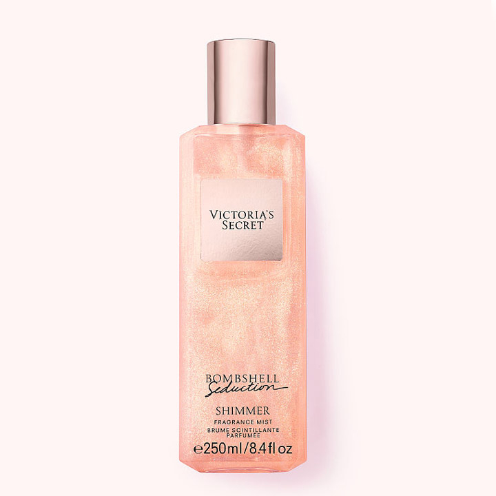 Victoria's Secret Fragrance Shimmer Mist - Bombshell Seduction, 250ml