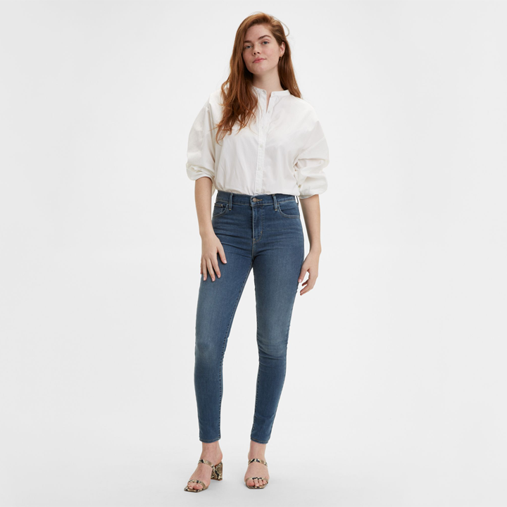 Levi's 720 High Rise Super Skinny Jeans, size 26