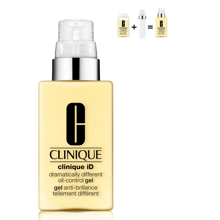 Clinique iD Dramatically Different Oil-Control Gel With Active Cartridge Concentrate™ For Uneven Skin Tone, 125ml