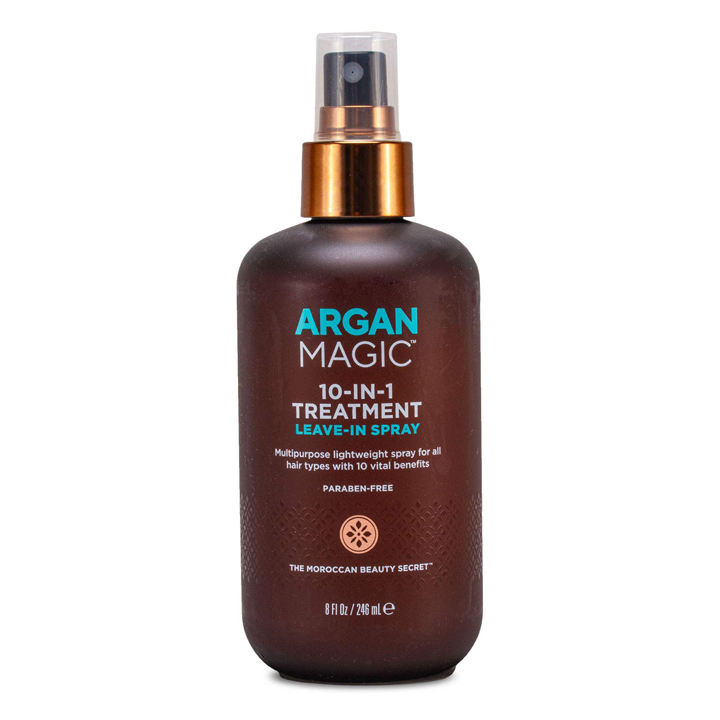 Xịt dưỡng tóc Argan Magic 10-in-1 Treatment Leave-In Spray, 246ml