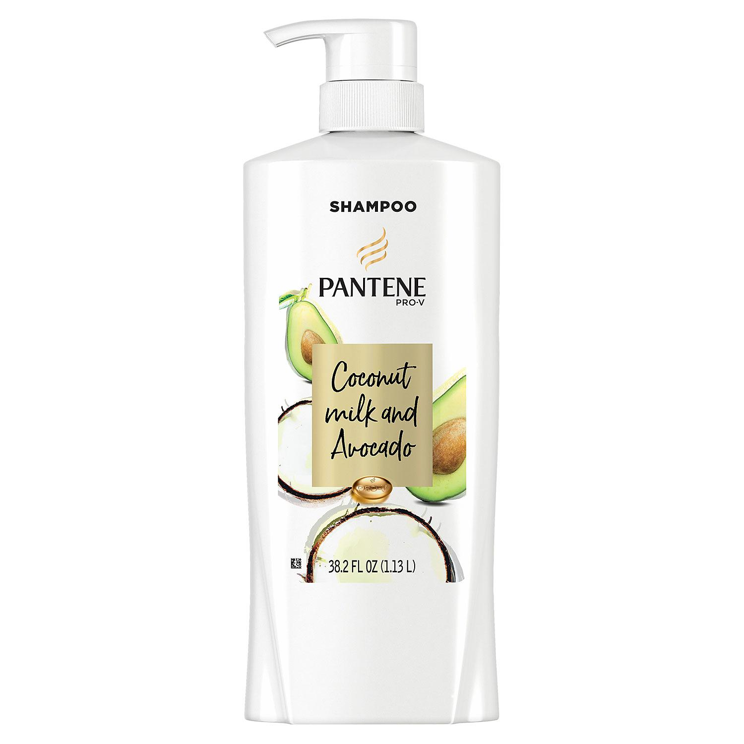 Dầu gội Pantene Pro-V Coconut Milk and Avocado, 1.13L