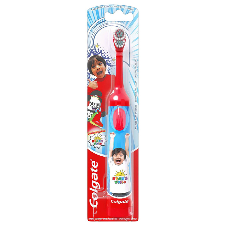 Bàn chải pin Colgate Kids Ryan's World