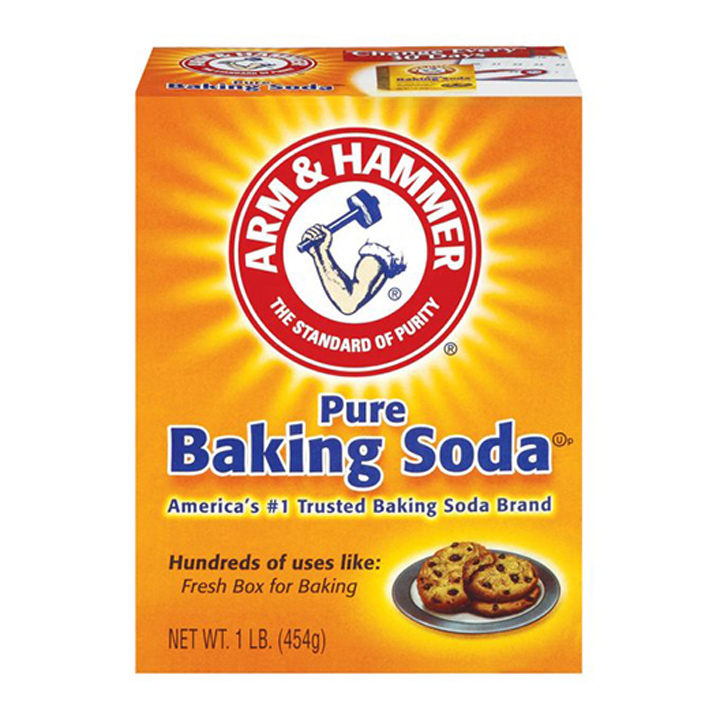 Bột Arm & Hammer Pure Baking Soda, 454g
