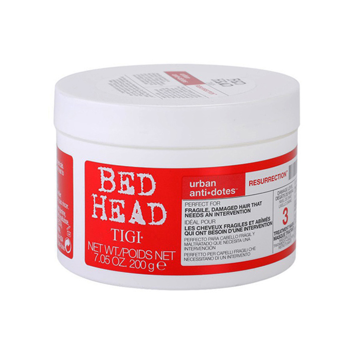 Kem ủ tóc TIGI Bed Head Urban Antidotes Resurrection, 200g