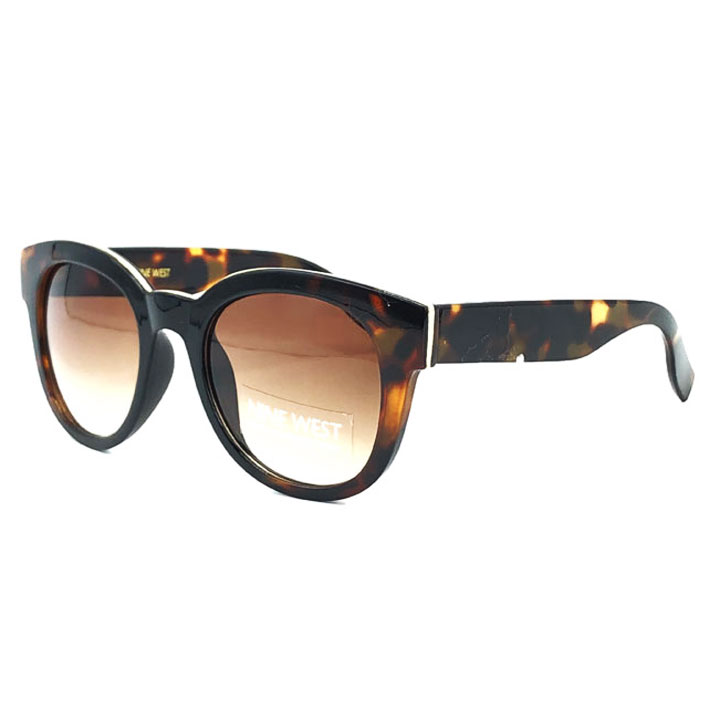 Kính mát Nine West Cat Eye, Brown Gradient/ Tortoise