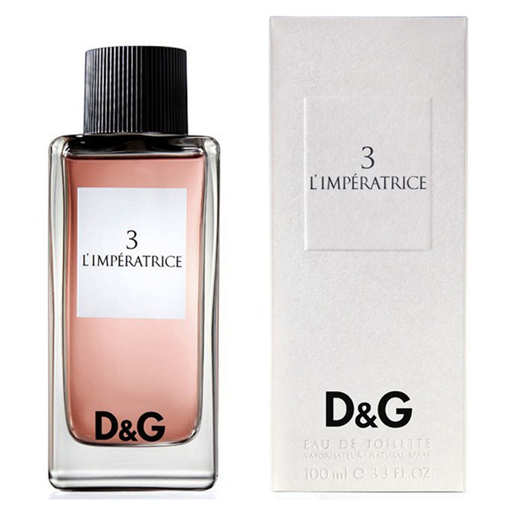 DOLCE & GABBANA Anthology L'Imperatrice 3 Pour Femme - Eau de Toilette, 100ml