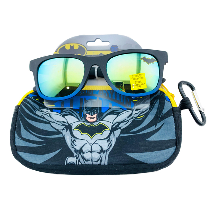 Kính mát Pan Oceanic DC Comics Batman, Black/ Light Navy